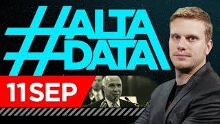 Día del Maestro y presupuesto #AltaData -Todo lo que pasa, en un toque 11/09/18