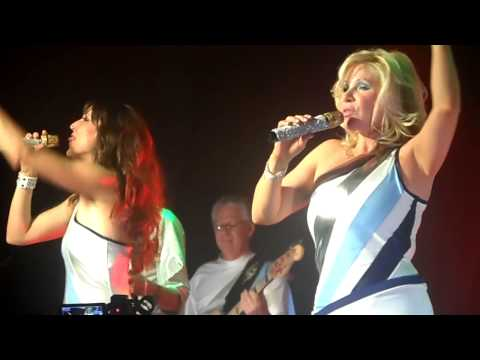 Abbacadabra - ABBA Tribute Knowing Me, Knowing You