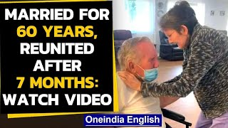 Covid-19: Heartwarming video of a couple reuniting after 7 months: Watch video|Oneindia News
