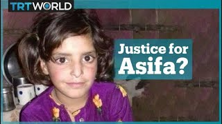 Protests in Kashmir after Asifa