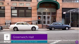 Greenwich Hall   NYU Dorm Tour