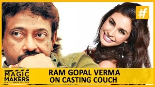 Ram Gopal Verma Talks about the Existence Of Casting Couch in Bollywood -  Magic Makers