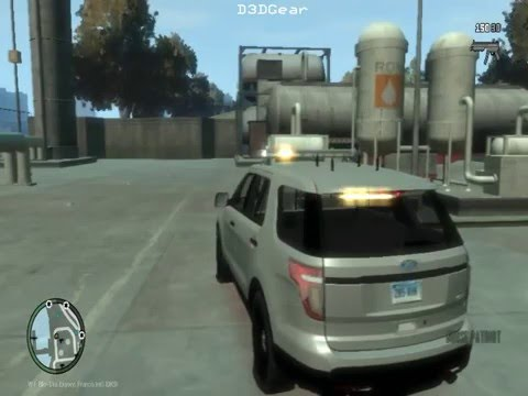 GTAIV connecticut State Troopers brought to you by Elite Task force Gaming