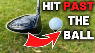 Reeboot Your Timing and Tempo GENTLY DRIVE YOUR GOLF BALL 250 YARDS (UNLOCK POWER)