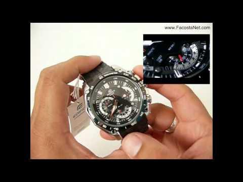 avi Edifice Reloj Facostanet Casio Ef550 yN8nvOm0w