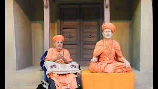 Guruhari Darshan 17 Jul 2015, Sarangpur, India