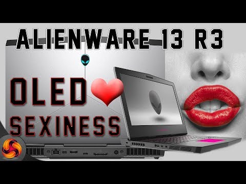 Alienware 13 R3 (OLED) Gaming Laptop Review (4k60 video)