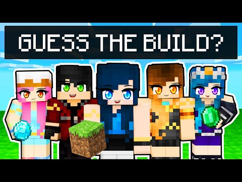 Guess the BUILD in Minecraft!