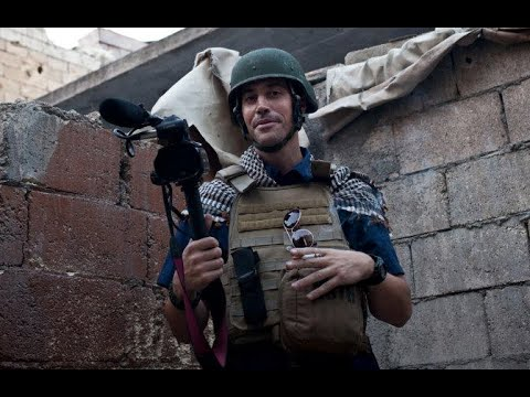 American Journalist James Foley Allegedly Killed By The Islamist State Group In Iraq