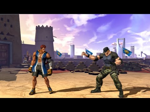 The King of Fighters XIV Steam Edition -  VERSUS TEAM MATCH #5 |
