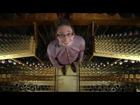 Oxford in Voice (2/6): The Organ