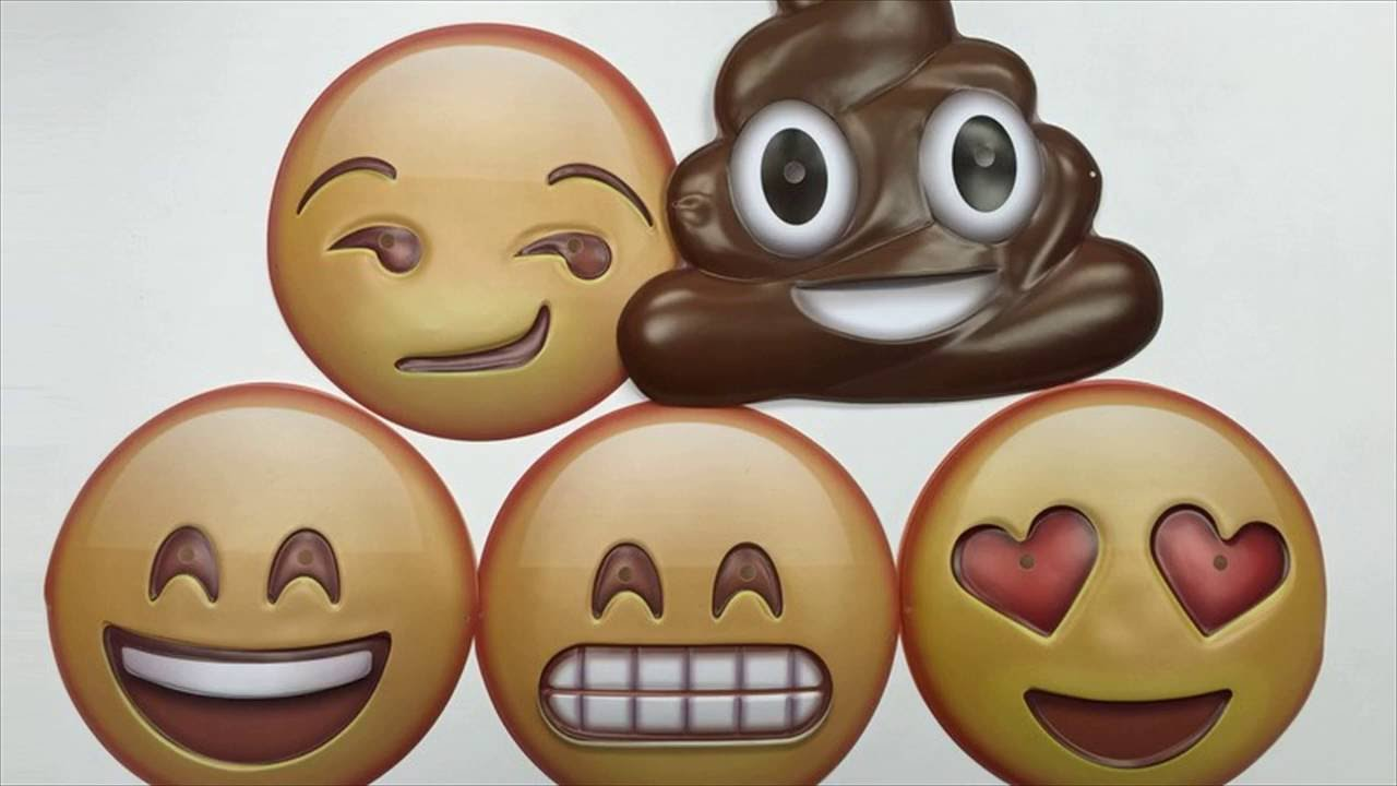 Halloween Emoji - YouTube