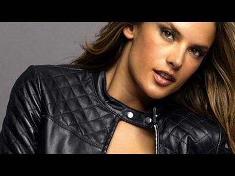 Кожаные куртки - тенденции 2014 года. GuberniaTV