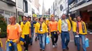 ESTORIL PRAIA GRUPPO SINGING IN THE STREETS OF EINDHOVEN