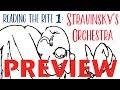 Capture de la vidéo Reading The Rite 1 Stravinsky's Orchestra Preview