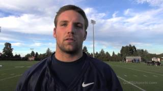 Penn State Football - Bye Week Practice Interviews: Sept. 25