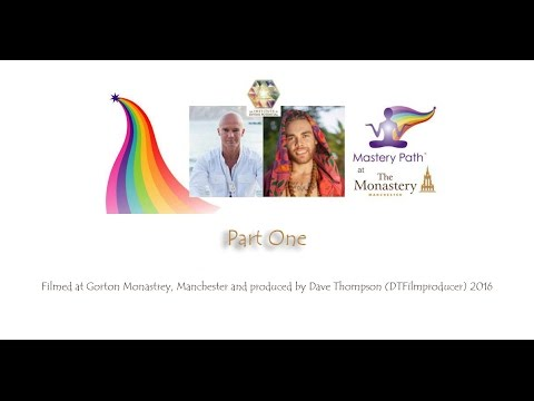 The Science of Genetic Divinity Pt 1 - Christof Melchizedek & Akasha Sananda - Mastery Path