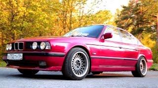 BMW 520 e34 (520i). Совместный тест-драйв.