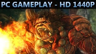 Toukiden: Kiwami | PC GAMEPLAY | HD 1440P