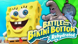 The SECRET of Spongebob Battle for Bikini Bottom Rehydrated's SUCCESS!