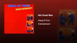 Not Great Men