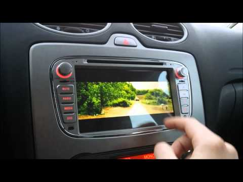 Android 4 2 Ford Focus Radio