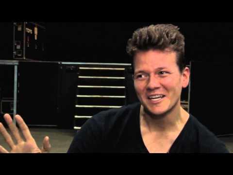 Tyler Ward interview (part 1)