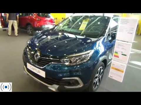 2018 Renault Captur Intens Energy DCi 110 Salon Automobile Lyon 2017