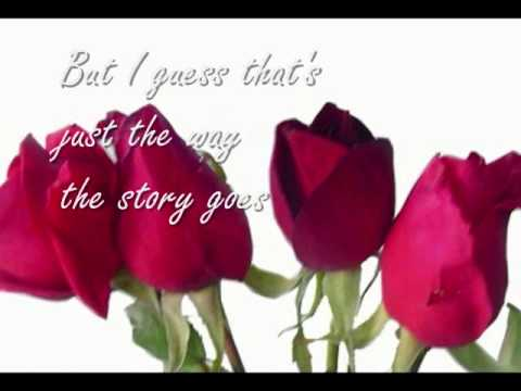 Without You by Clay Aiken (with lyrics)