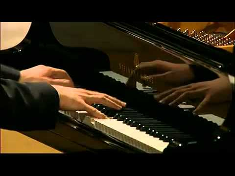 Queen Elisabeth Сompetition laureate Andrejs Osokins-Liszt Liebestraume 3
