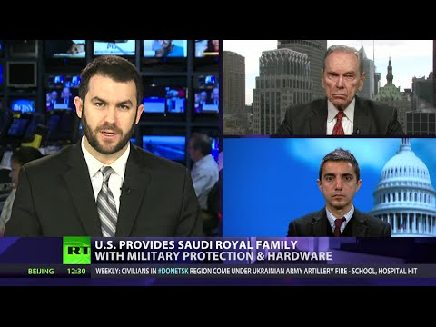 CrossTalk: Saudi Paradox