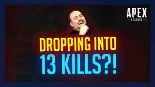Dropping into 13 Kills?! LUL thumbnail
