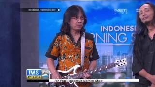 Industri Kreatif Gitar Rick Hanes dan Alat Musik Unik dari Gergaji - IMS