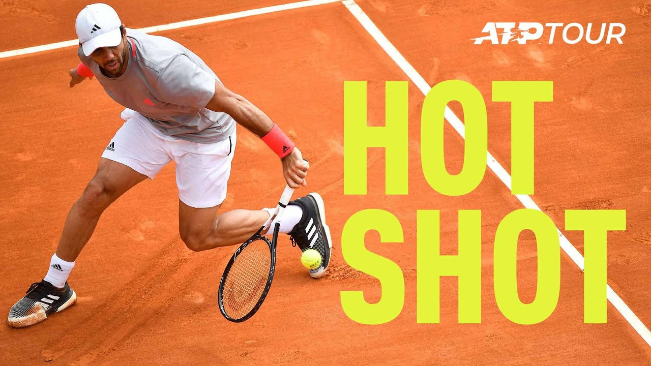 Hot Shot: Verdasco Shows His Class At The Net | Monte-Carlo 2019