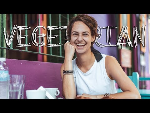 Being vegetarian in Buenos Aires Argentina! Travel Vlog