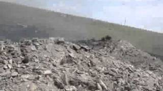 Крушение штурмовика в Могойтуйском районе.flv