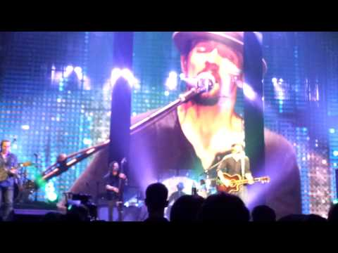 Jason Mraz live - Out Of My Hands NEW SONG - in Munich München 2012-11-29 HD