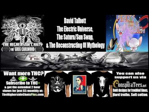 David Talbott | The Electric Universe, The Saturn/Sun Swap, & The Reconstructing Of Mythology