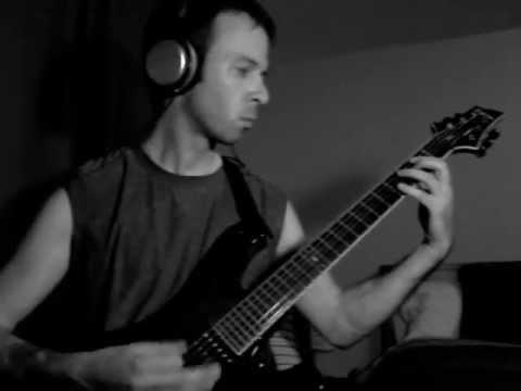 Amon Amarth   Prediction of warfare (guitar cover) mp3