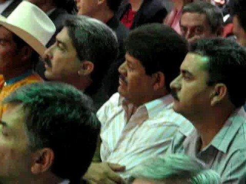 4 INFORME REGIONALIZADO DE REYES BAEZA EN CUAUHTÉMOC.