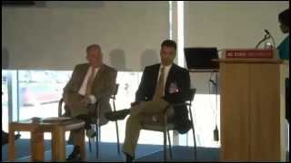 Vehicle for the Vision: Todd Boyette, Stephen Saucier and Sam Houston
