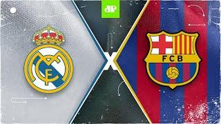 Real Madrid x Barcelona - AO VIVO - 10/04/2021 - Campeonato Espanhol