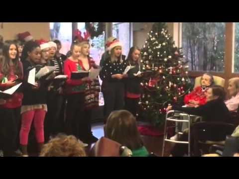 Wayzata West Middle School Choir 2015