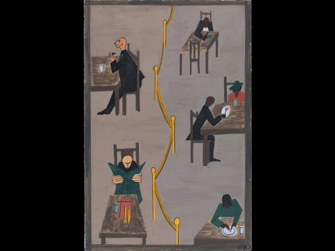 Jacob Lawrence, The Migration Series (short Version)