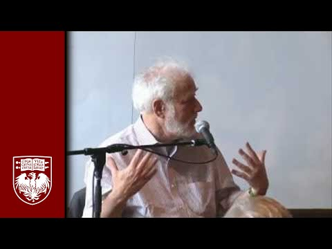 "Michael Ondaatje (author of ""The English Patient"") on Writing"