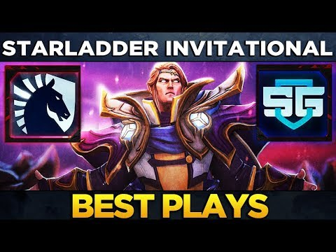 Team Liquid vs SG Esports - DAY 1 Final - StarLadder i-League 3 Minor Dota 2