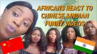 Funny indian Videos! The Best Comedy P2 - Chinese Funny Videos Reaction video by Miller Sisters