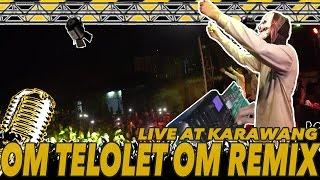 OM TELOLET OM ! (LIVE) - YOUNG LEX LIVE AT KARAWANG