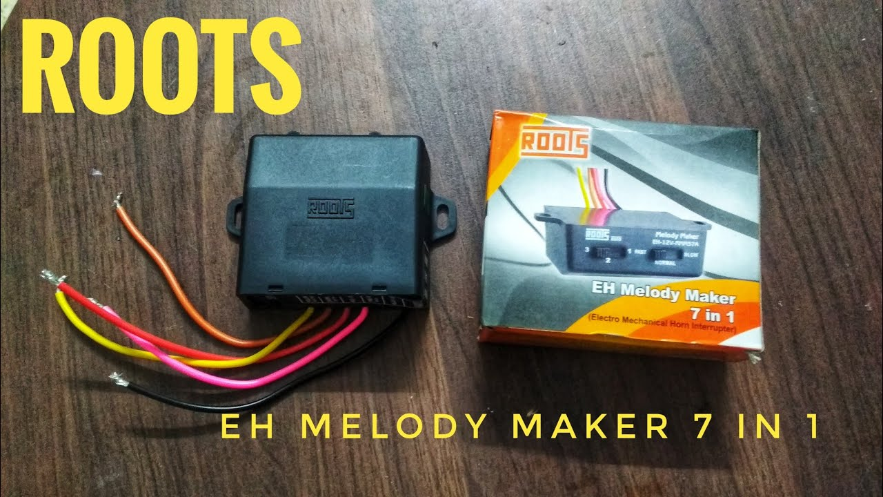 [ZHKZ_3066]  ROOTS EH Melody Maker 7 in 1 | EH-12V-RMM57A - YouTube | Melody Maker Wiring Diagram |  | YouTube
