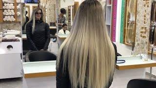 Görünmez Saç Kaynak Mikro Kaynak Yapılışı